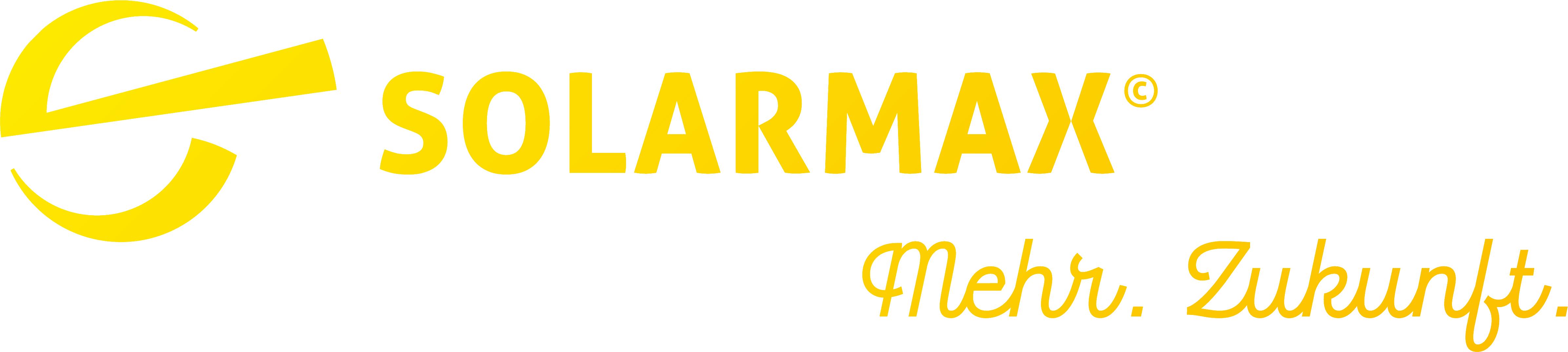 SOLARMAX_Mehr.Zukunft._Logo